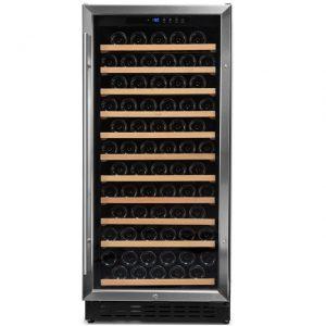 Armario climatizado para vinos Vinobox 110GC 1T inox