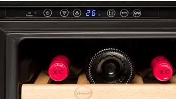Vinotecas de diseño - Vinobox Design - display y bandejas