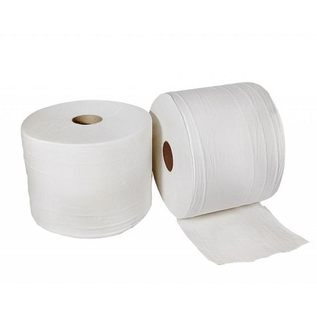 Bobina de papel industrial de celulosa 2x1