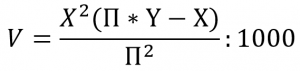 Cálculo de cuantos litros tiene una bolsa de basura