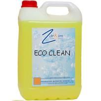 Detergente industrial para superficies delicadas Eco Clean