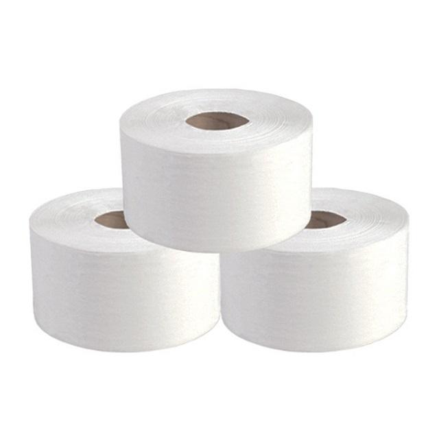 Papel higiénico tamaño industrial pasta laminado de 45 - 300 gr - paquete de 18 unidades