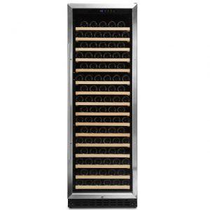 Armario climatizado para vinos Vinobox 168GC 1T inox