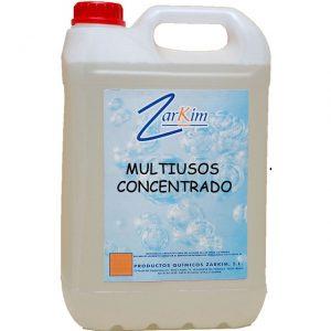 Detergente multiusos concentrado