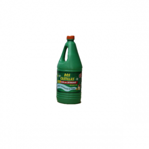 Lejía perfumada pino para hosteler?a caja 8 botellas de 2 litros
