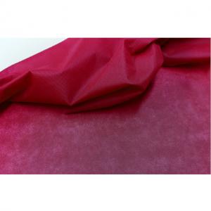 Mantel Novotex color burdeos