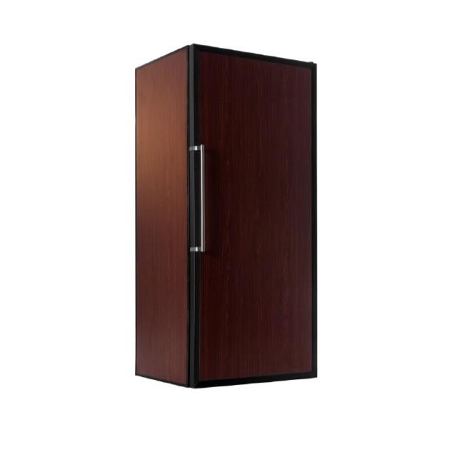 Nevera para vinos económica - Vinobox 300PC - de lado puerta cerrada