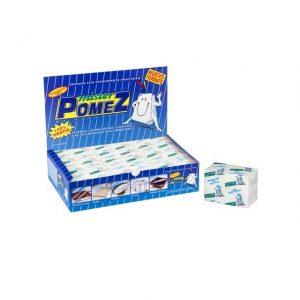 Piedra de limpieza para planchas Mister Pomez 12ud