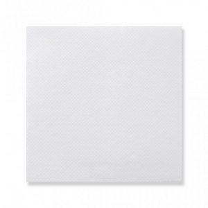 Servilletas de papel blancas de 2 capas