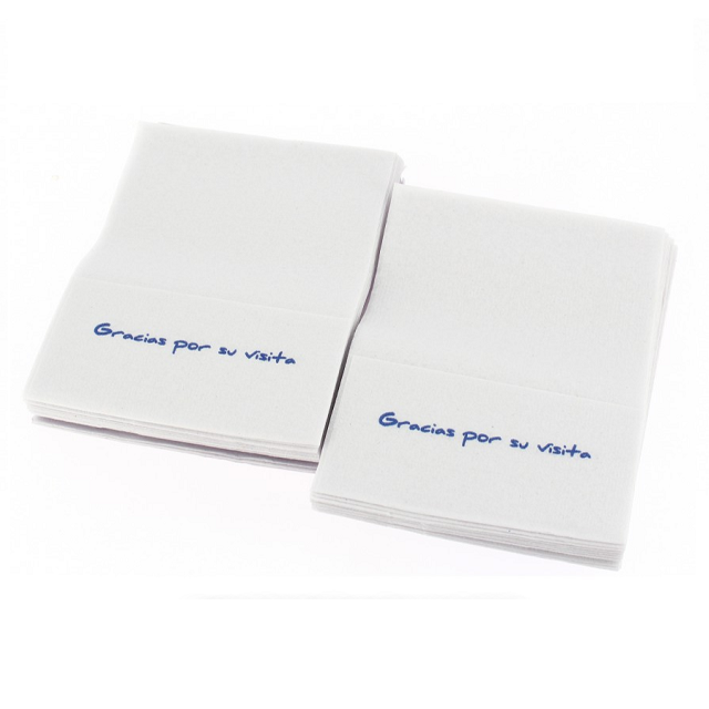 Servilletas mini service sulfito eco caja 140 paquetes