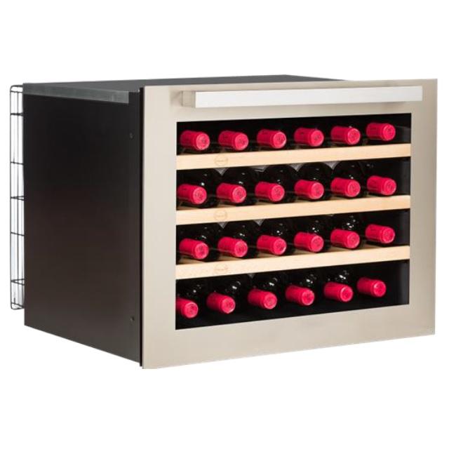 Vinoteca de diseño - Vinobox 24 Design - de lado