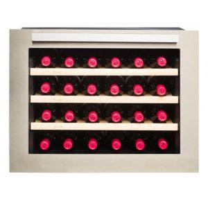 Vinoteca de diseño - Vinobox 24 Design - especial encastrable en columna