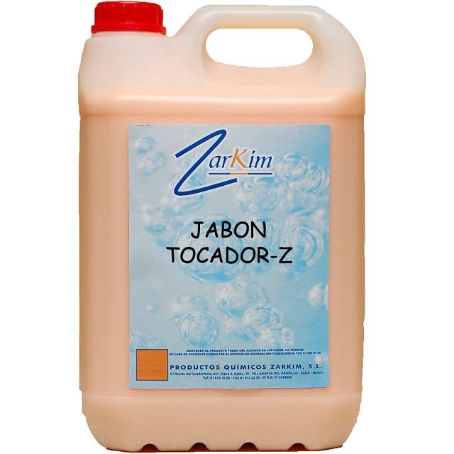 jabón liquido para las manos con hidratantes