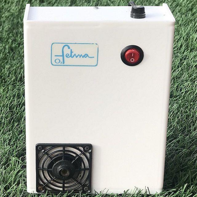 Purificador de aire de ozono contra virus, bacterias y hongos