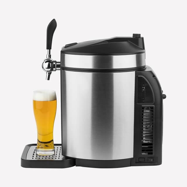 Dispensador de cerveza HKoenig BW1880 con enfriador