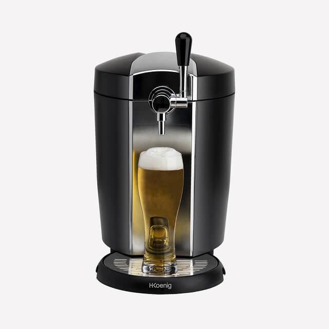 Grifo de cerveza portátil HKoenig BW1778