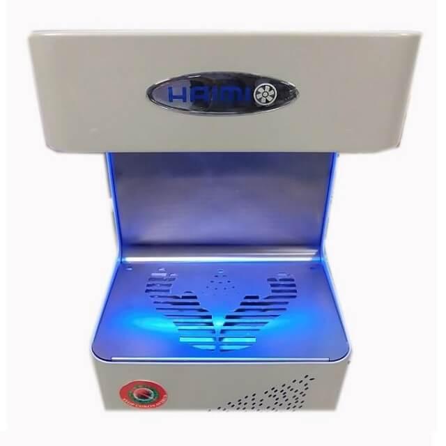 Maquina nebulizadora desinfectante de manos