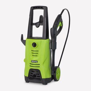 Limpiadora a presión portátil con chorro de agua, niebla o abanico plano