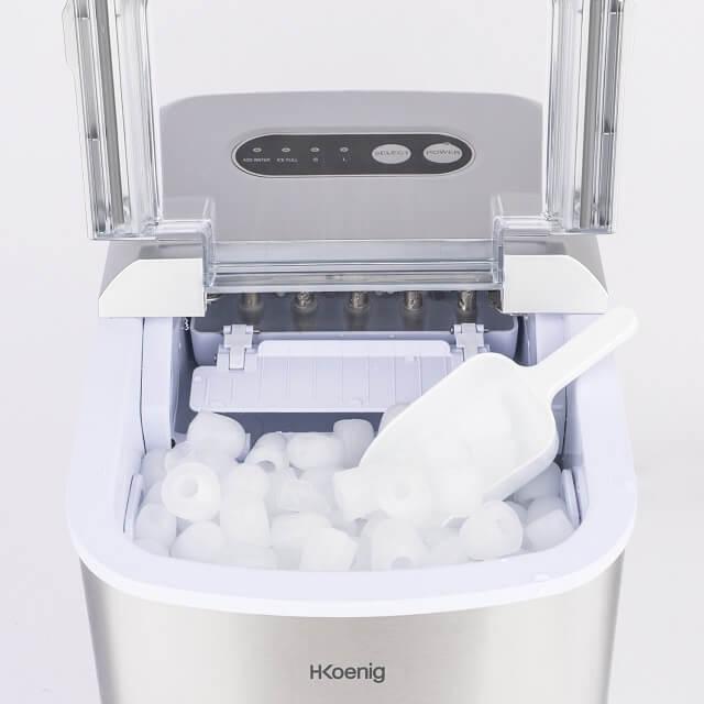 Máquina para fabricar hielo 12kg al día