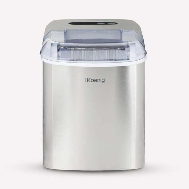 Máquina para hacer cubitos de hielo de 2 tamaños