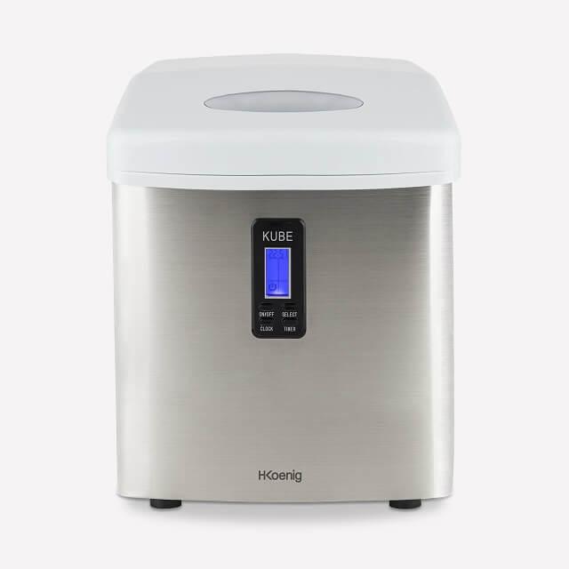 Máquina para hacer hielo en cubitos