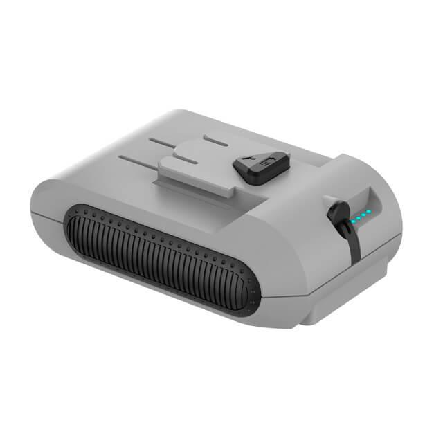 Nebulizador desinfectante portátil con batería recargable - batería