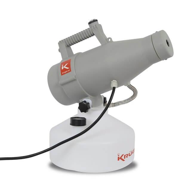 Nebulizador para desinfectar grandes superficies de Krüger
